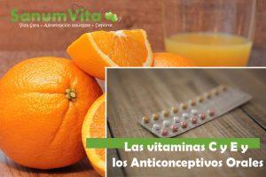 vitamina c y anticonceptivos