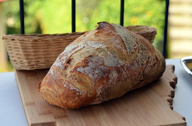 el pan es rico en fibras