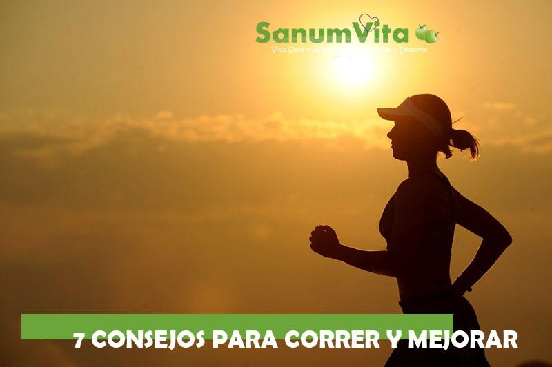 7 consejos para correr y mejorar