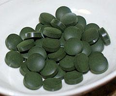 pastillas de espirulina